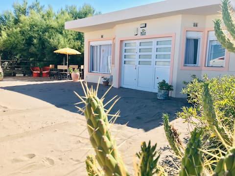 🌵 Casa Cactus 🌅 Monte Hermoso 🏖 a metros del Mar 🇦🇷
