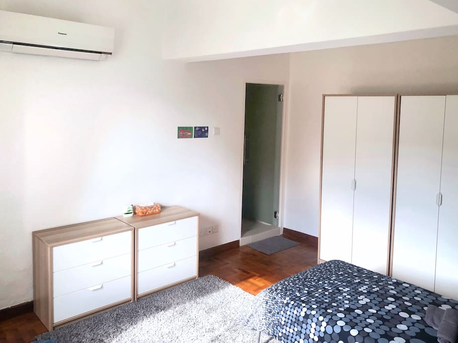 L1 - Drawers and Wardrobes