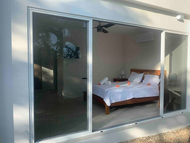New addition Bedroom #3. Completed July 2019.