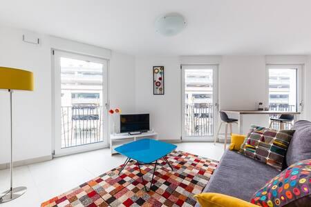 Bel appartement cosy et lumineux + Parking !!!