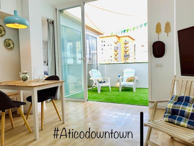 Áticodowntown Las Palmas Canarias 🌴 500Mbs fibra🌞🏖