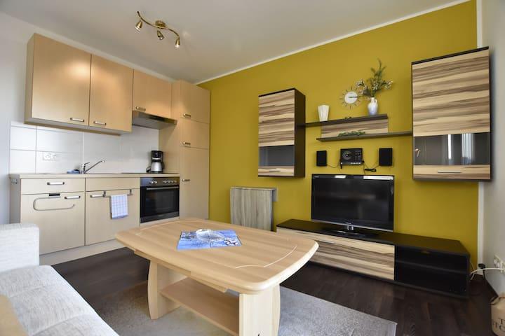 Moderno appartamento a Wismar vicino al Mar Baltico