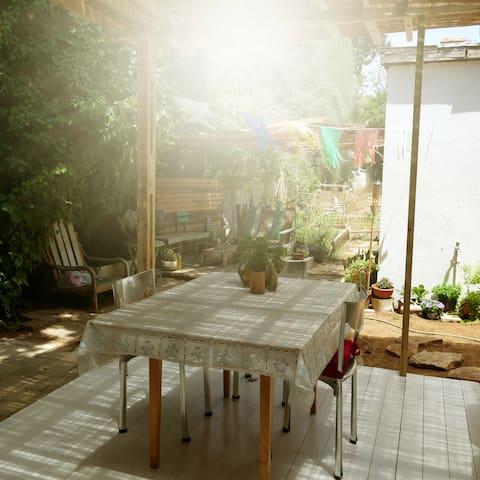 A charming house by the beach - Herzliya - Haus