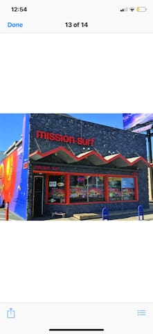 Mission Surf Shop: We have lots of rentals for Boogie boards, Surf Boards, Wetsuits.
