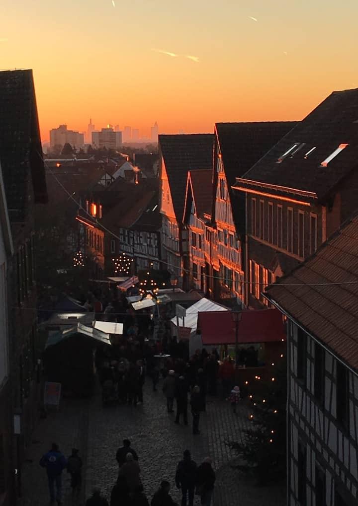 Mittelalterturm  -600 Jahre altes Stadttor!-