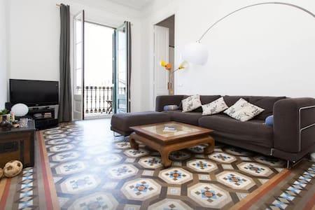 Spacious&Luminous Flat Born - Barcelona