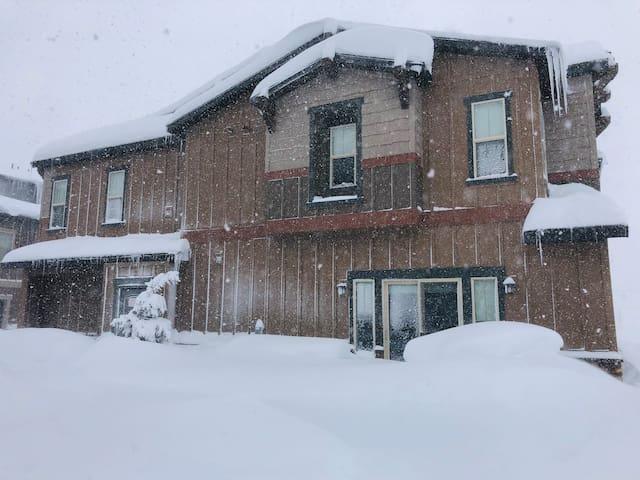 3 bd Townhouse - enjoy Park City ski and dining
