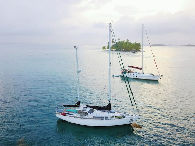 Private Luxury Sailing in San Blas Islands