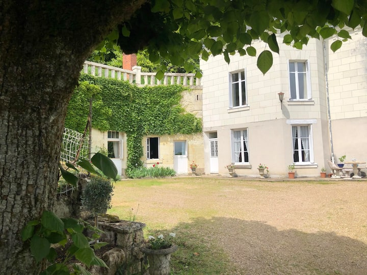 The residence of Les Caves archées