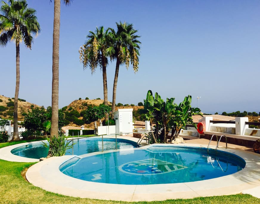 Der Community Pool las Gaviotas