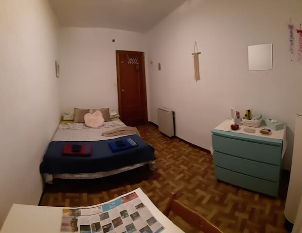 "DOUBLE BED &BREAKFAST Nice room""Near to airport"""
