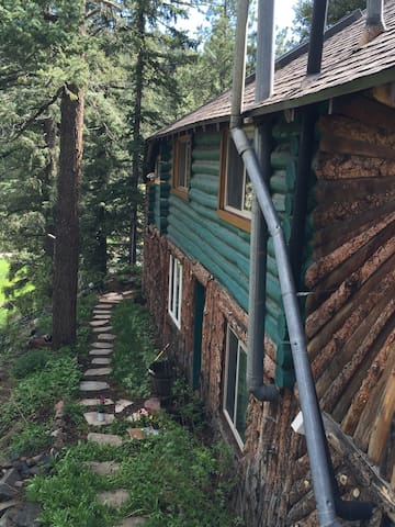 Cozy log cabin 3bdrm foothills! - Indian Hills - Ev