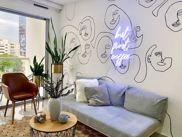 Hermoso apartamento SoHo 55