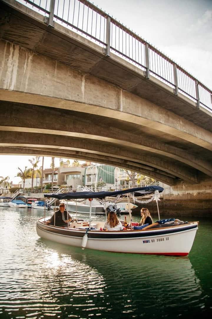Kissing Under Every Bridge.