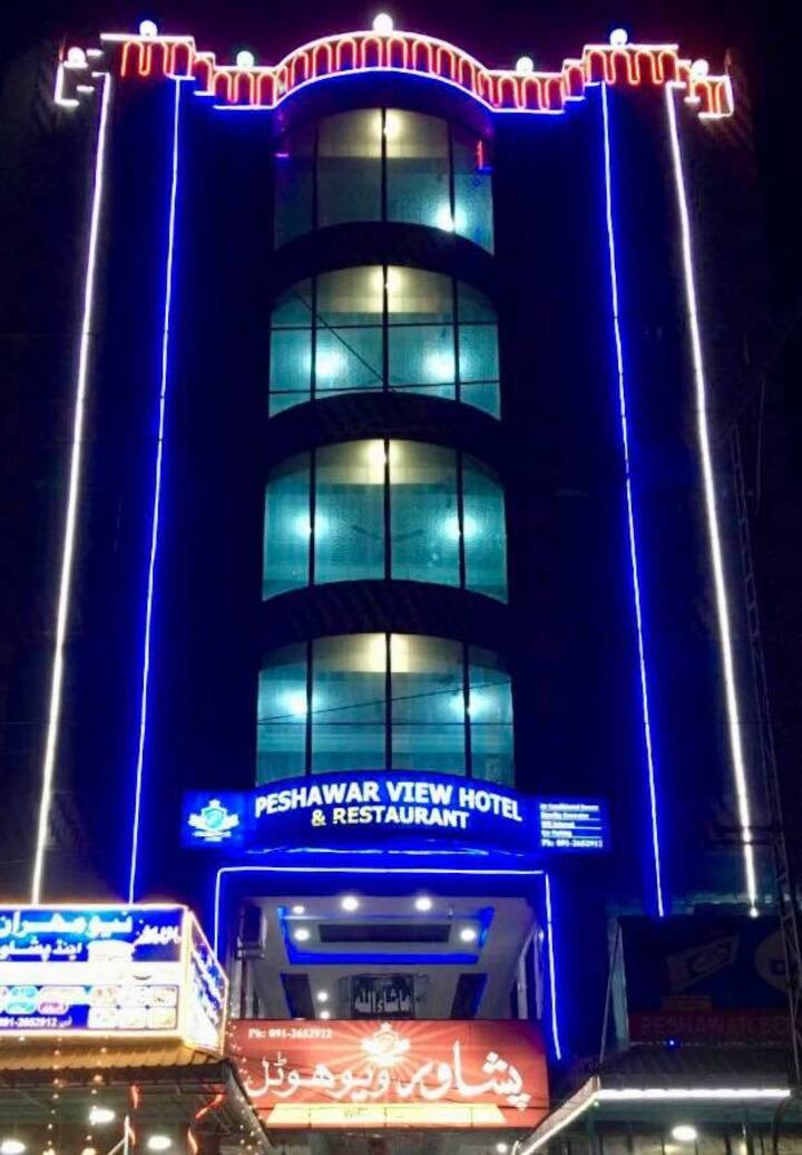 Peshawar view hotel