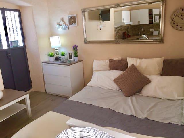 Cerca Marbella, acogedora casa 4HP - Ojén - Casa