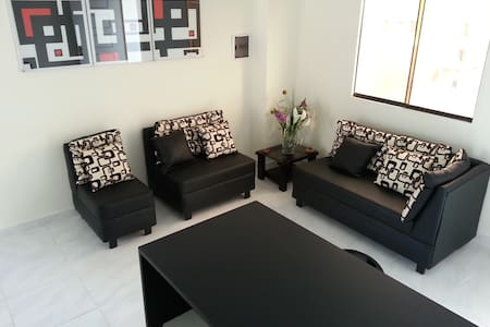 Short Stay Apartment (Furnished) - Chiclayo