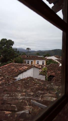 Mirante do Centro Historico - Paraty - Appartement