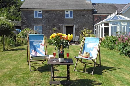 The Smithy Relaxing B&B Hay On Wye - Herefordshire