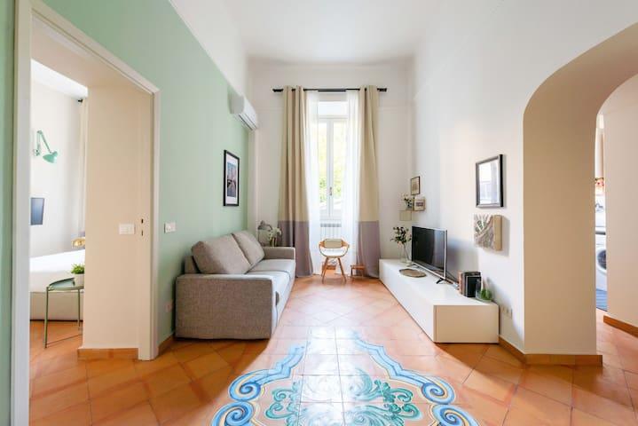Porta del Popolo Apartment - A chic home downtown