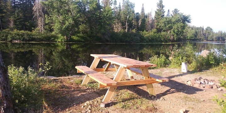 3D's RRC T RV  4 WF Deer Crossing Raquette River
