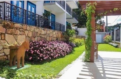 Apartamento no centro de Guaramiranga prox. a tudo