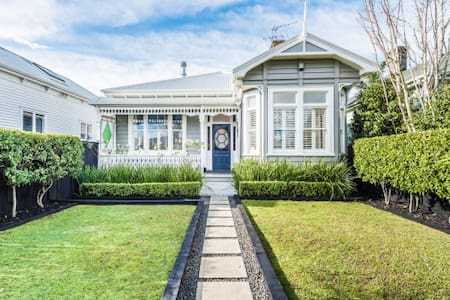 Lovely Herne Bay Villa - Auckland - House