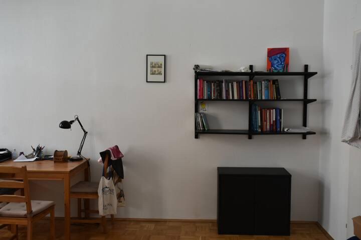 Cozy Bedroom in the Center of Vienna