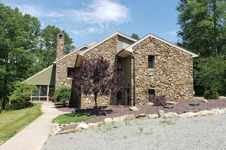 17 Bedroom Retreat Facility On A 350+ Acre Camp