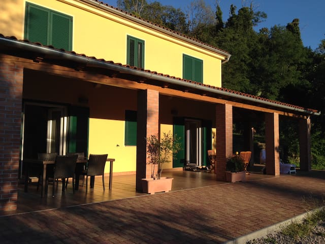 Villa Aurora-TRAMONTO,secluded, just outside Piran
