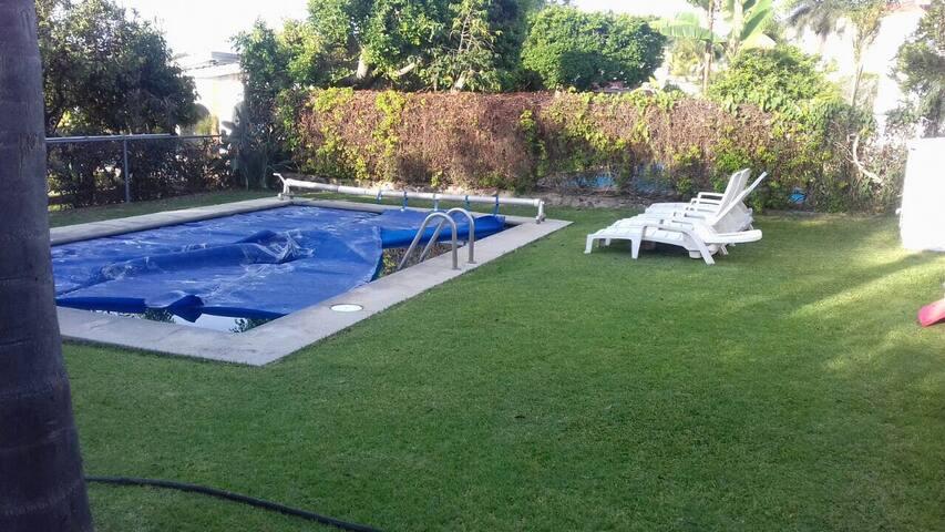 Pasa unos días de relajación en Cocoyoc - Lomas de Cocoyoc - Casa