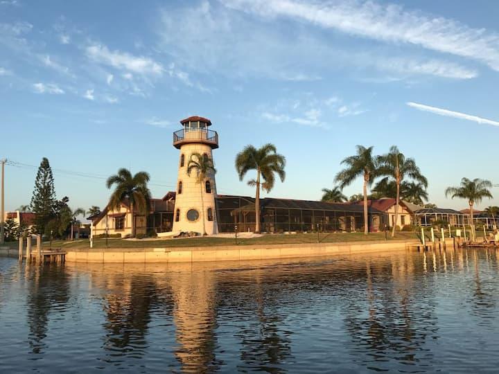 The Lighthouse PGI - historic and iconic Landmark