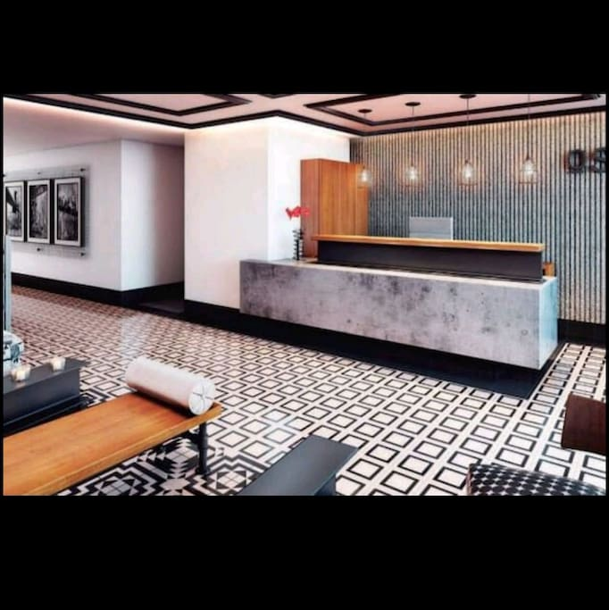 Lobby de Ingreso