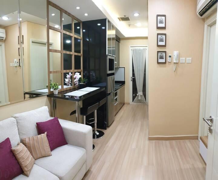 1 BR Apartment Near Central Park Mall