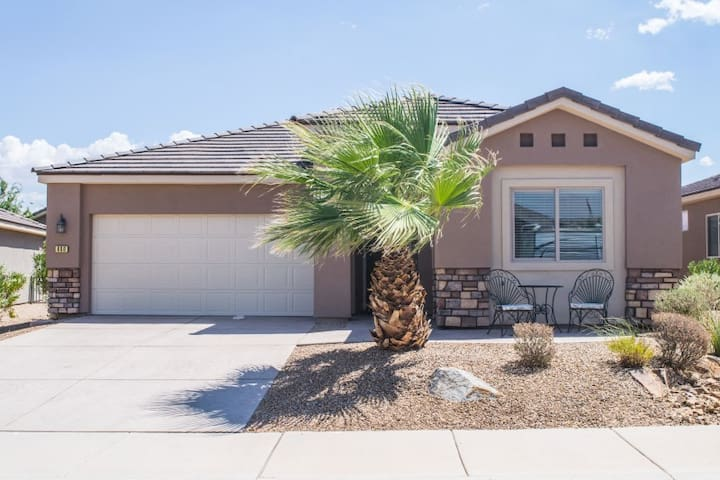 *NO GUEST SERVICE FEE* 3 Bedroom home in Mesquite #294