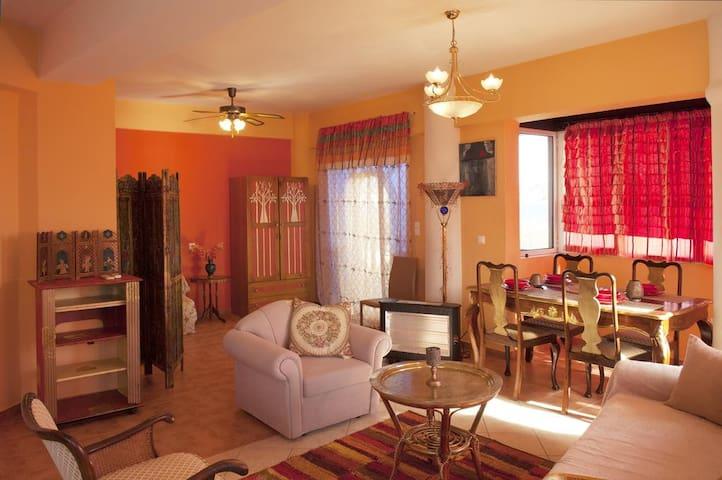 Semiramis Apartments ( 2nd Floor - Deluxe )