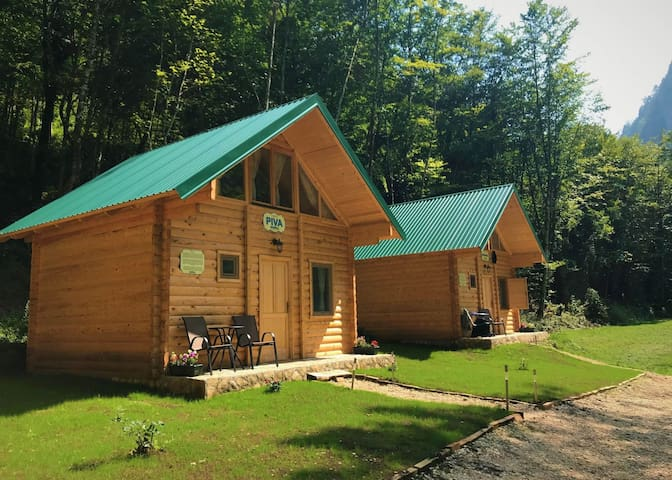 Waterfall Rafting Center ❀ Two Bedroom Chalet ❀