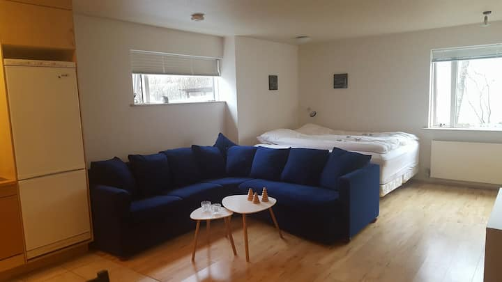 Cosy studio apartment - 15 min drive to central