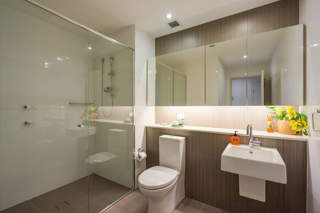 A cunning bathroom.