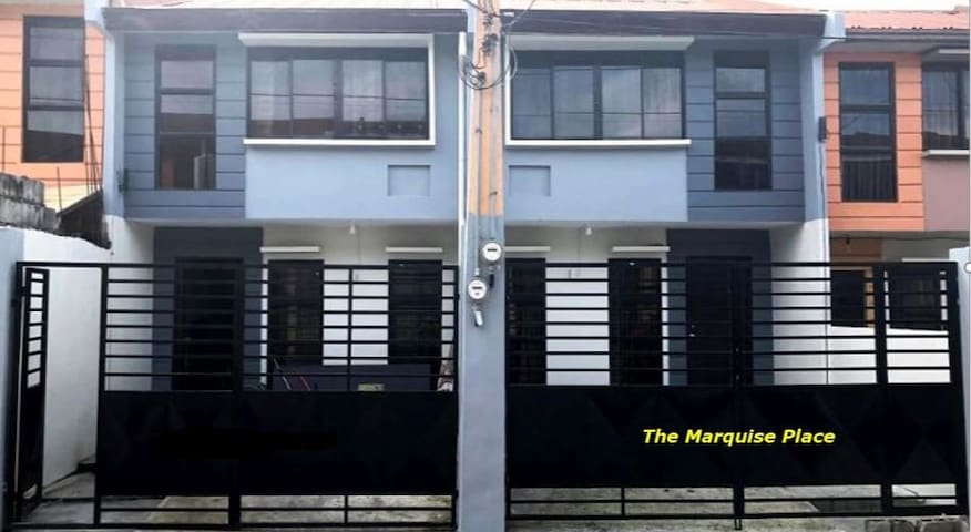 MARQUISE: TOWNHOUSE for RENT- DECA Clark Angeles