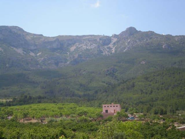Habitación en masía rural. - Pratdip - Villa