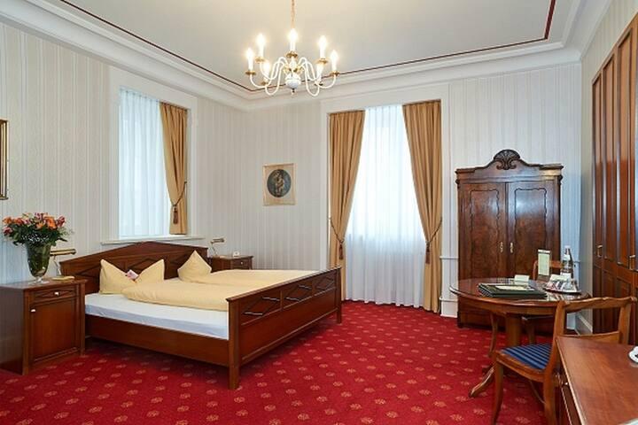 Amalienhof Hotel & Appartementhaus (Weimar) - LOH07310, Einzelzimmer mit Dusche/WC