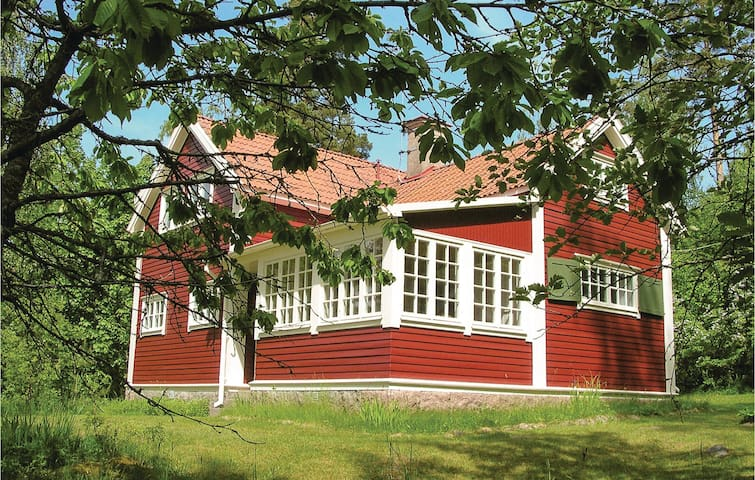 Holiday cottage with 3 bedrooms on 110m² in Vimmerby