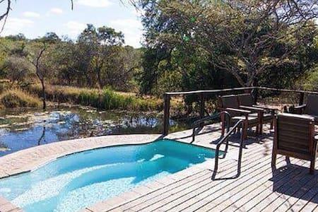 Die Ark Safari Lodge Luxury Self Catering