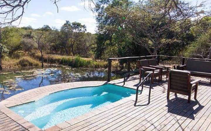 Die Ark Safari Lodge Luxury Self Catering