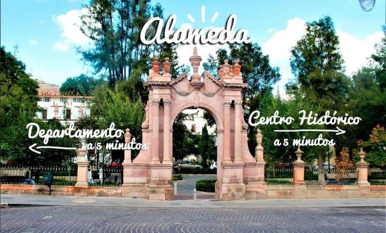 Departamento Alameda