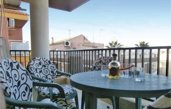 Holiday apartment with 3 bedrooms on 80m² in Los Alcázares