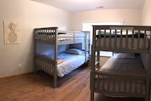 B3 - bunk room