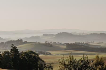 Panorama Bio-Vierseithof