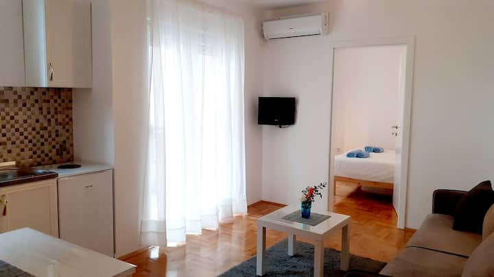 New and cosy apartment in Sokobanja city center